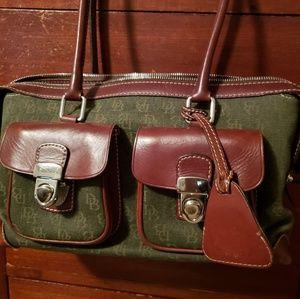 Dooney & Bourke with matching wallet